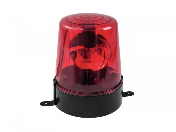 EUROLITE Polizeilicht DE-1 rot