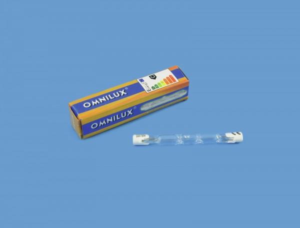 OMNILUX 230V/80W R7s 78mm Stabbrenner H