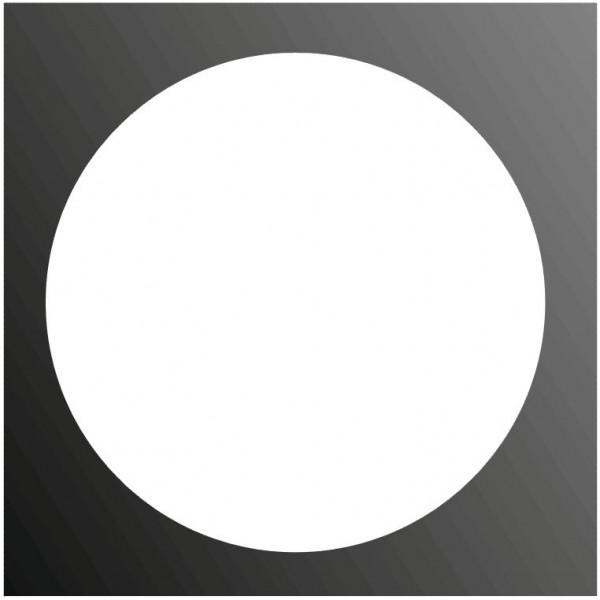 EUROLITE Filterrahmen PAR-46 Spot sw