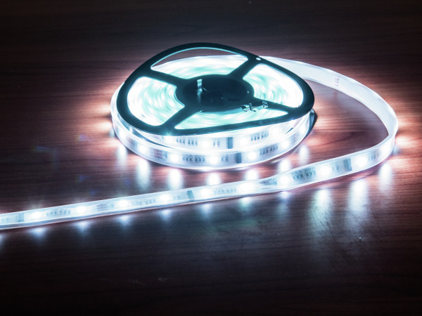 EUROLITE LED IP Pixel Strip 160 5m RGB 12V