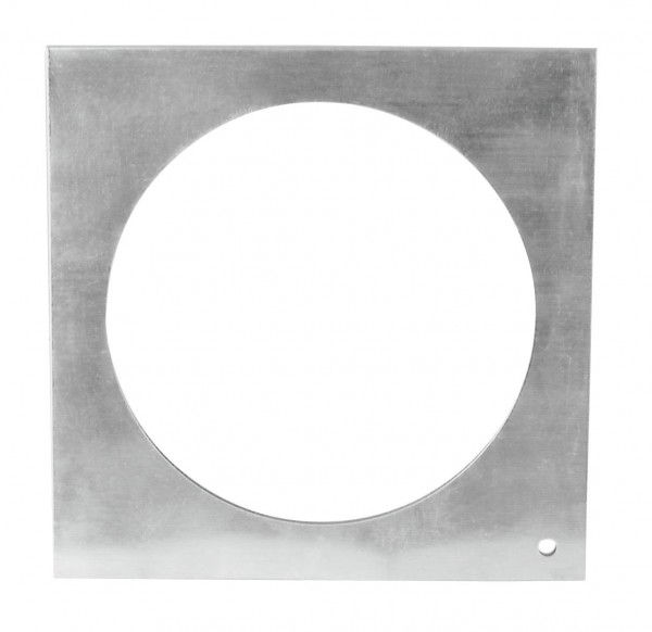 EUROLITE Filterrahmen PAR-56 Spot 4-eckig sil
