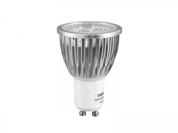 OMNILUX GU-10 230V 3x2W LED 6500K 30° KR