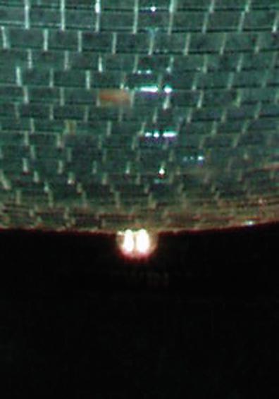 EUROLITE Spiegelkugel 75cm