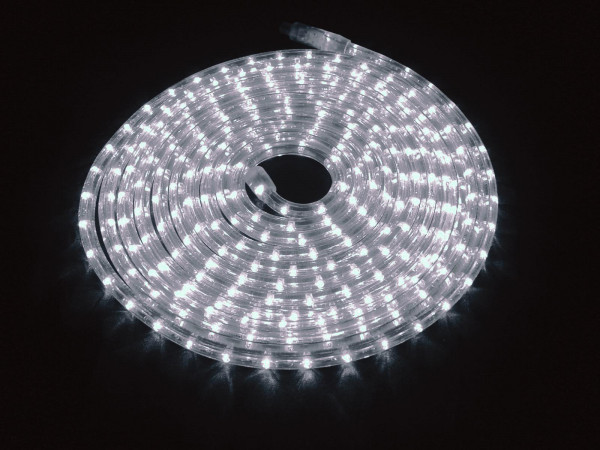 EUROLITE RUBBERLIGHT LED RL1-230V weiß 6400K 9m