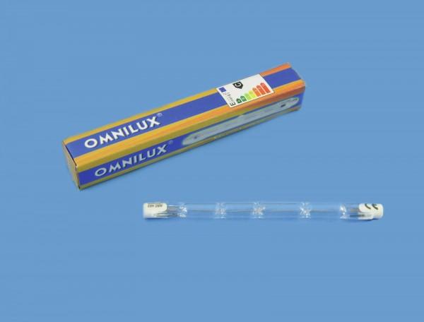 OMNILUX 230V/160W R7s 118mm Stabbrenner H