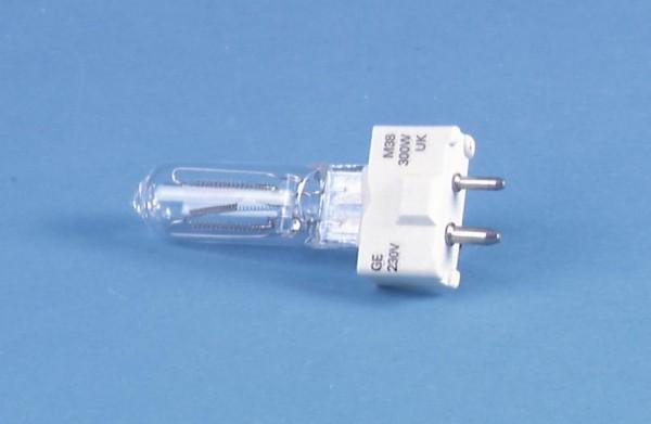 GE M38 240V/300W GY-9,5 2000h