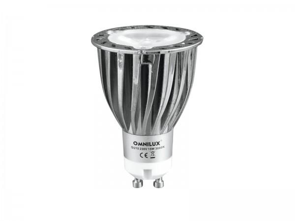 OMNILUX GU-10 230V 3x2W LED 3000K 30° KR
