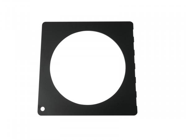 EUROLITE Filterrahmen PAR-64 Spot sw