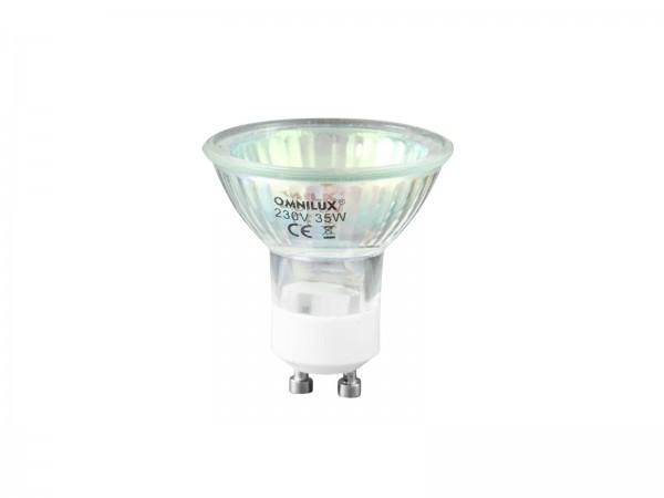 OMNILUX GU-10 230V/35W 1500h gelb